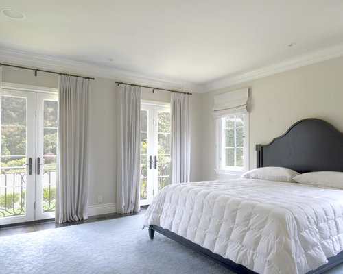 Simple Bedroom Curtains simple curtains | houzz