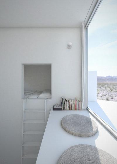 10 astuces pour optimiser une petite chambre for Chambre 8m2 architecte
