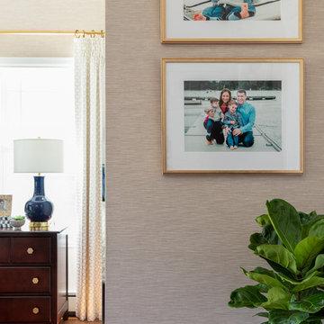 Fox Hunt Lane - Master Bedroom