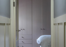 Wardrobes and other wood