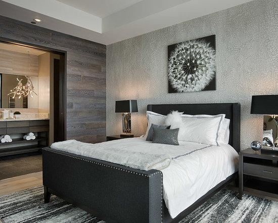 Simple 80 Modern Guest Bedroom Design Ideas Of