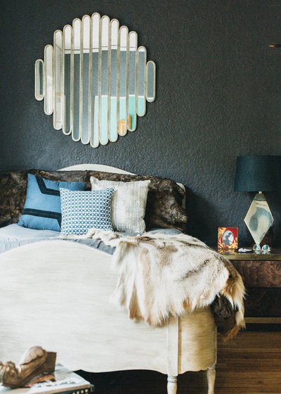 Eclectic Bedroom by CHRISTOPHER LEE FOTO