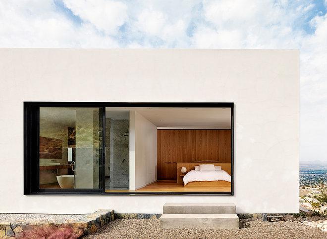 Modern Bedroom by hazelbaker rush