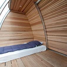Modern Bedroom by Marijn Beije Design