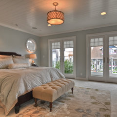 traditional bedroom by LuAnn Development, Inc.