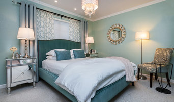 Fremont Glam Guest Bedroom