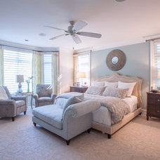 Traditional Bedroom by M.J. Whelan Construction