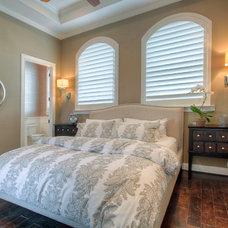 Traditional Bedroom by Adam Wilson Custom Homes