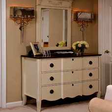 Traditional Bedroom by Kristin Drohan Collection and Interior Design