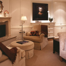 Traditional Bedroom by Tommy Chambers Interiors, Inc.
