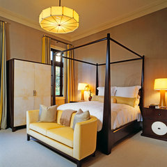 traditional bedroom by Finton Construction
