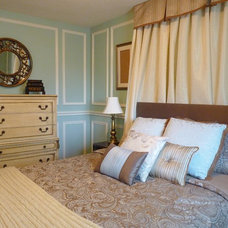 Traditional Bedroom by Metz Interiors