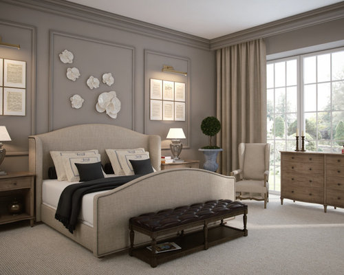 French master bedroom houzz for French master bedroom