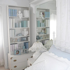 traditional bedroom Frenchflair