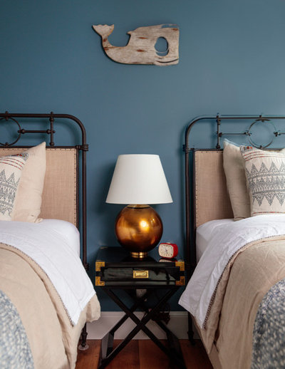 Bedroom by Jess Cooney Interiors