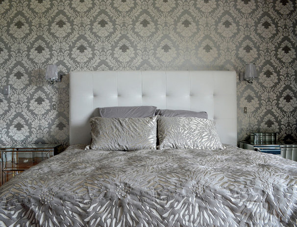 Contemporary Bedroom by Jennie Hunt