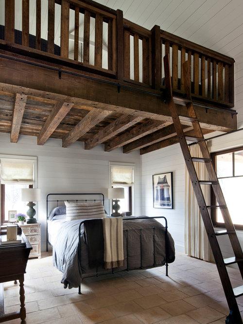 Rustic Loft Houzz