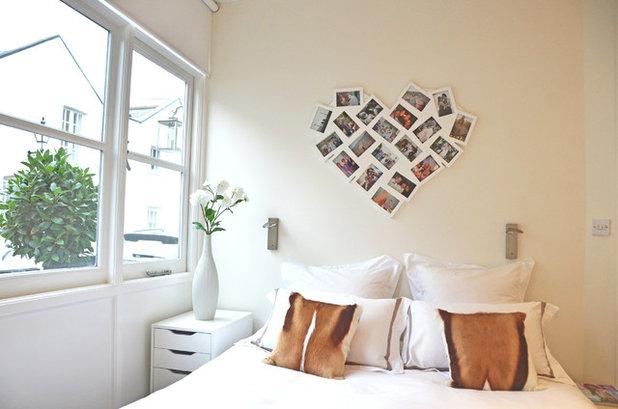 エクレクティック 寝室 by Lauren Bryan Knight