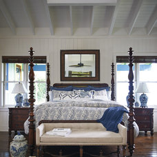 Traditional Bedroom by FRONTGATE