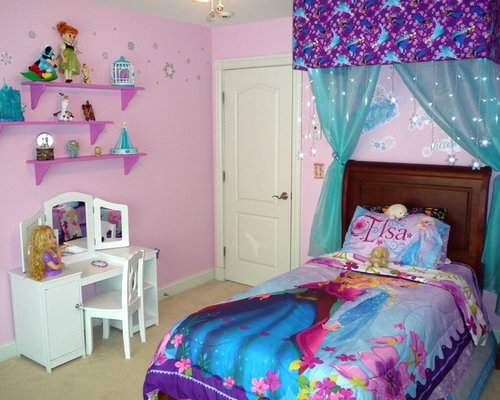 Eclectic bedroom design ideas renovations photos with for Room design elsa