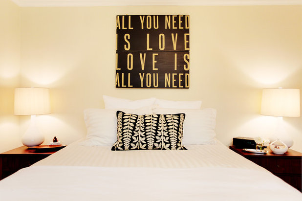Modern Bedroom by S / Wiley Interior Photography