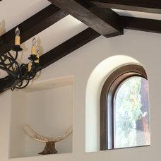 Mediterranean Bedroom by Studio 2G Architects