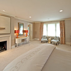 Traditional Bedroom by Fuller Interiors