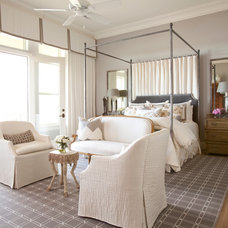 Traditional Bedroom by Dodson Interiors