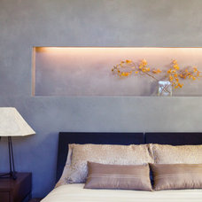 Contemporary Bedroom by Ana Williamson Architect