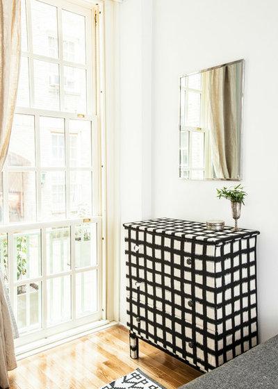 Ecléctico Dormitorio by The New Design Project
