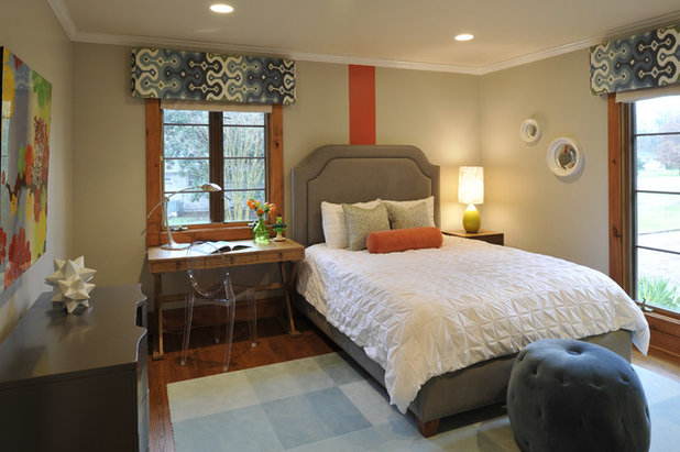 Modern Bedroom by Beckwith Interiors