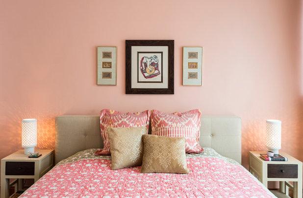 Clásico renovado Dormitorio Fusion Bedroom
