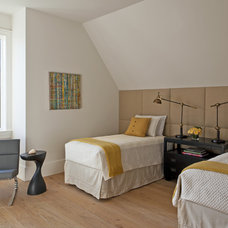 Transitional Bedroom by Naples ReDevelopment, Inc.
