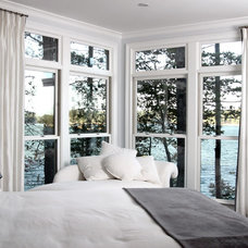Contemporary Bedroom by Gabriel Builders Inc.