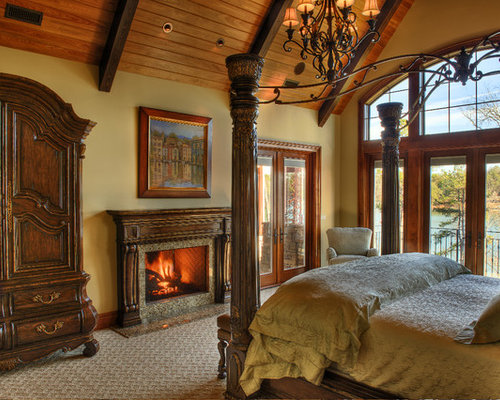 Superb Rustic Bedroom Idea In Other