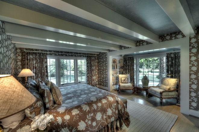 Traditional Bedroom by Michael Matrka, Inc
