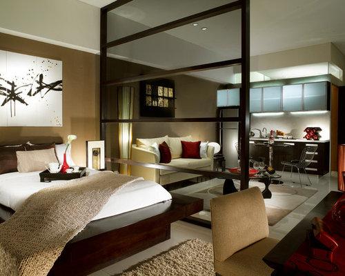 Asiatische Schlafzimmer Other Metro - Ideen fürs Einrichten - HOUZZ