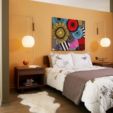 Modern Bedroom by Incorporated