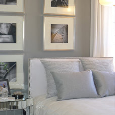 Modern Bedroom by Carlyn And Company Interiors + Design
