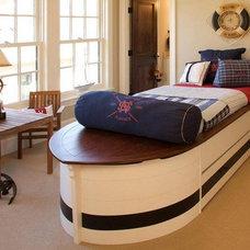 Contemporary Bedroom by Sire Design