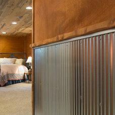 Traditional Bedroom by Bridger Steel, Inc