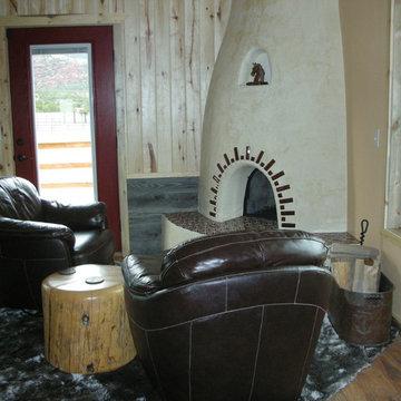 Garage/bedroom addition