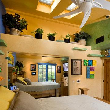 Garden Oasis Bedroom