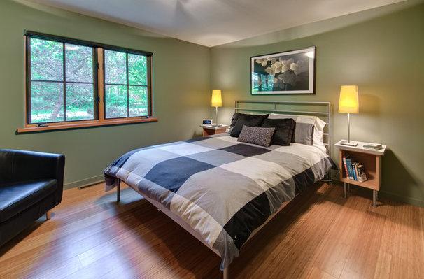 Modern Bedroom by Custom Design/Build, Inc.
