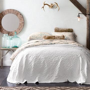 Garnet Hill Bedroom Inspiration