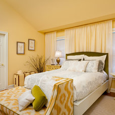 Traditional Bedroom by Belle Maison Interior Design