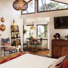 Eclectic Bedroom GDP Design
