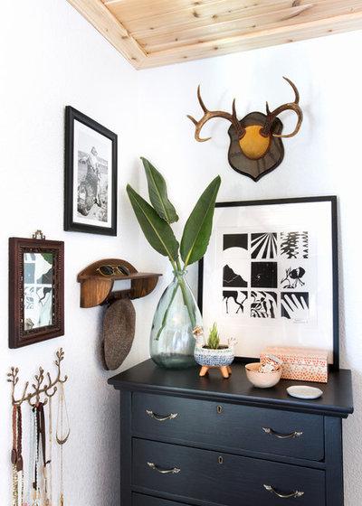 Eclectic Bedroom by Lauren Ramirez Styling & Interiors