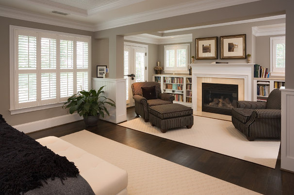 Traditional Bedroom by Georgetown Development