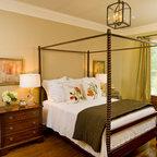 Laguna Beach Home Traditional Bedroom Orange County